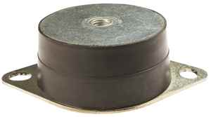 (PT. 5005) Size 5 Heavy Duty Flanged Mount Large: 1200Kg (M20)