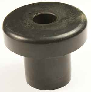 (PT. 7025) Large T - Bush 45 Shore rubber hardness